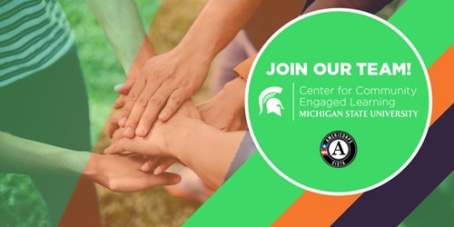 Join our team as an Americorps VISTA